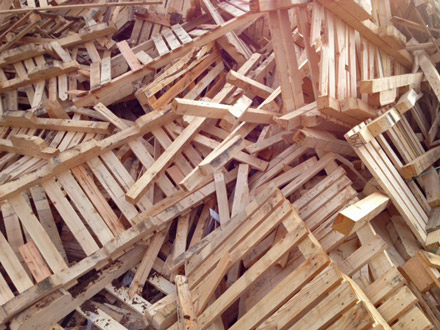Pallet-Wood-Recycling